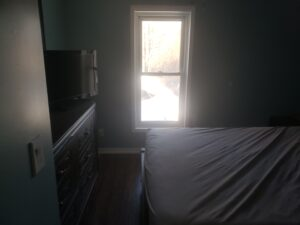 before and after photos farmhouse bedroom renovation