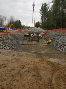 large civil projects earthworks excavations