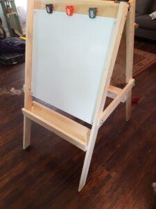 custom projects furniture wood art easel
